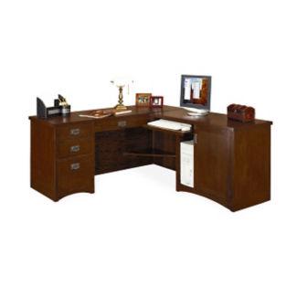 "L-Desk with Right Return - 74""D x 64""W, D35307"