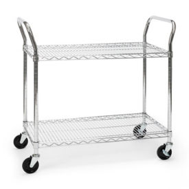 "Heavy Duty Mobile Cart 36""W x 18""D, B34421"