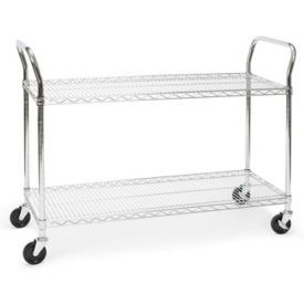 "Heavy Duty Mobile Cart 48""W x 18""D, B34422"