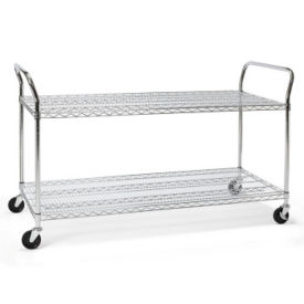 "Heavy Duty Mobile Cart 60""W x 24""D, B34426"