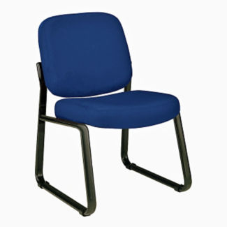 Armless Guest/Reception Chair, C80107