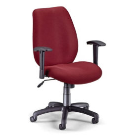 Ratchet Back Ergonomic Chair, C80118