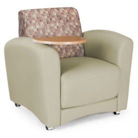 Lounge Chair with Swivel Tablet, W60536