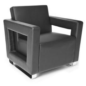 Polyurethane Modern Lounge Chair, W60703