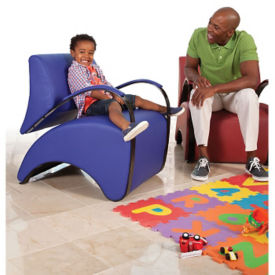 Spring Back Lounge Chair, W60701