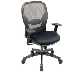 Ergonomic Chair with Mesh Back, C80096