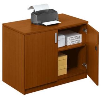 Contemporary Storage Cabinet, B30553
