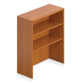"Contemporary Collection Bookcase Hutch - 36""W, B30561"