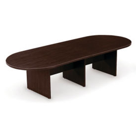 Contemporary Oval Racetrack Conference Table - 10 ft, T11805
