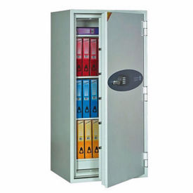 Fire Resistant Safe with Digital Lock - 5.75 Cubic Ft Capacity, L40376