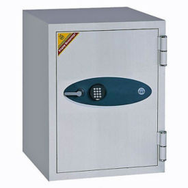 Fire Resistant Safe with Digital Lock - 1.75 Cubic Ft Capacity, L40388