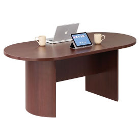 Encompass Oval Conference Table - 6 ft, T11891