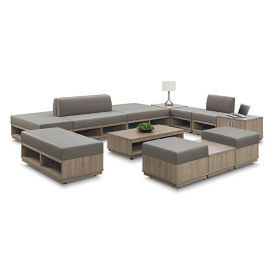 Encounter 14 Piece Modular Lounge Set, W60080