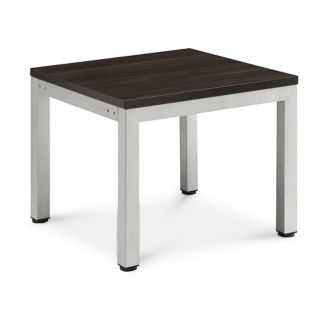 "Compass Square End Table - 24""W x 24""D, T10213"