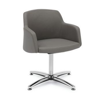 Stupendous Encounter Swivel Guest Chair Theyellowbook Wood Chair Design Ideas Theyellowbookinfo