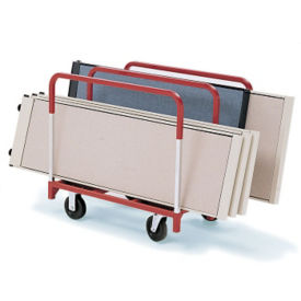 "Panel Mover with 5"" All-Swivel Casters, V20825"
