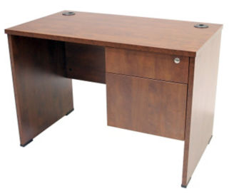 Single Pedestal Desk, D35026