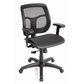 Apollo All-Mesh Task Chair, C80445