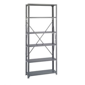 "Industrial Shelving Unit - 36""x12"", B32215"