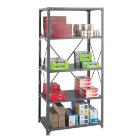 "Steel Shelving Unit - Five Shelf, 36""x24"", B32223"