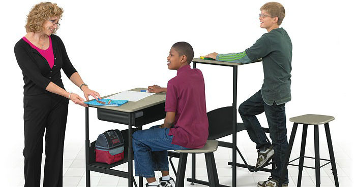 Guide to School Desks | Dallas Midwest