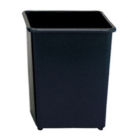 Square Trash Bin 31 Quart Capacity, R20174