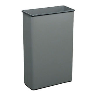 Rectangle Trash Bin 88 Quart Capacity, R20177