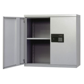 Wall-Mount Storage Cabinet with Keyless Electronic Lock, B34683