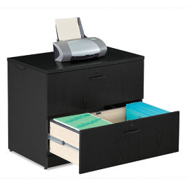 Two Drawer Lateral File with Lock, L40830