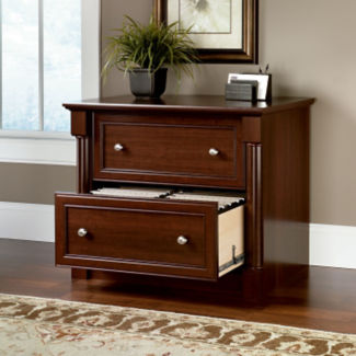 Palladia Two Drawer Lateral File Cabinet, L40765