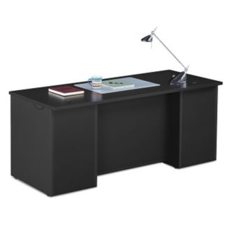 "Executive Desk Shell - 72""W, D30080"