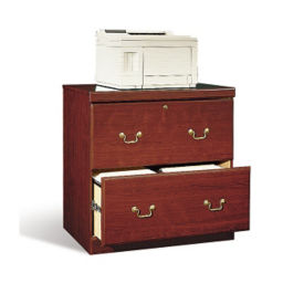 "Two Drawer Lateral File - 30"" W, L40659"