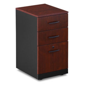 Three Drawer Mobile Pedestal with Lock, L40831