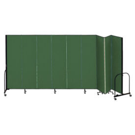"9 Panel Partition 16'9""w x 6'8""h, F40919"