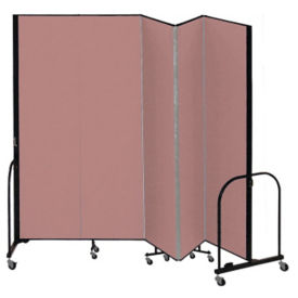 "5 Panel Partition 9'5""w x 8'h, F40927"