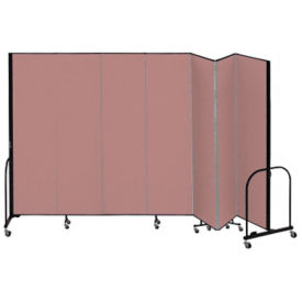 "7 Panel Partition 13'1""w x8'h, F40928"