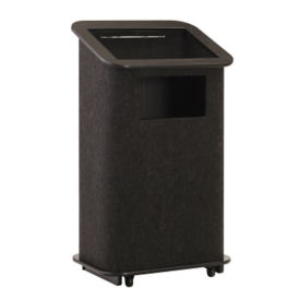 "Carpeted Floor Lectern - 48""H, M10380"