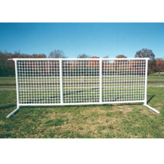 "Field Fence with Safety Release 126""W , V21638"