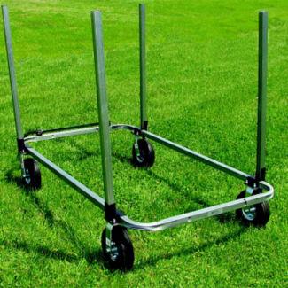 Field Fence Transport Cart, V21642