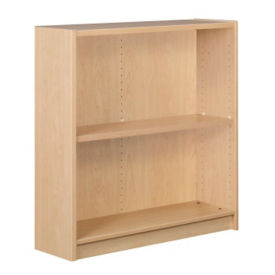 "Single Faced Shelving Starter, 2 Shelves, 39"" H, B34308"