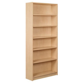 "Single Faced Shelving Starter, 6 Shelves, 84"" H, B34316"