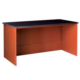 "Circulation Desk Open Station 60""W x 30""H, D35224"