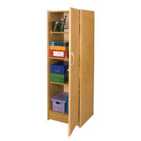 """Teacher Storage with Right Hinge Door - 59""""H, P30299"""