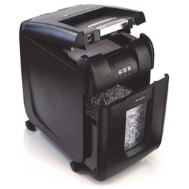 Stacking Super Cross Cut Paper Shredder - 9 Gallons, V21833
