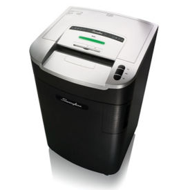 Large Office Strip Cut Paper Shredder - 30 Gallons, V21845