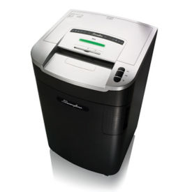 Large Office Super Cross Cut Paper Shredder - 30 Gallons, V21846