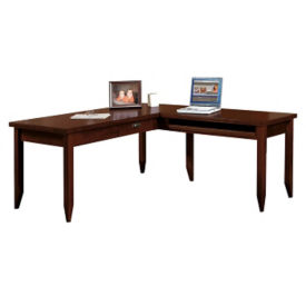 Writing Desk with Return, D31164
