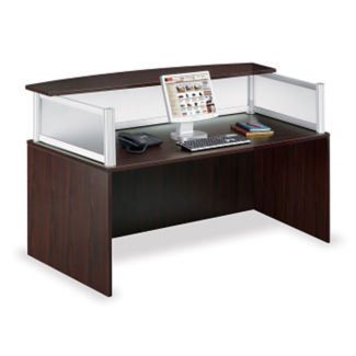 "Reception Desk - 71""W, D37549"