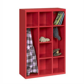 "52""H Cubby Cabinet, B30453"