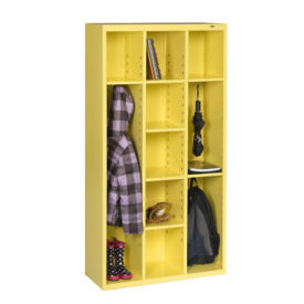 "66""H Cubby Cabinet, B30454"